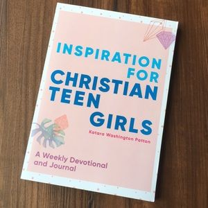 Weekly Devotional & Journal for Teen Girls